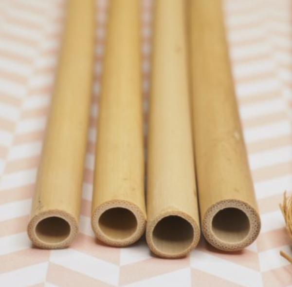 MY BOO COMPANY Paille en bambou