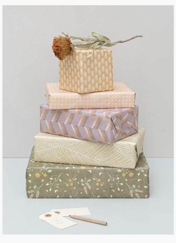 Papier cadeau Everwrap