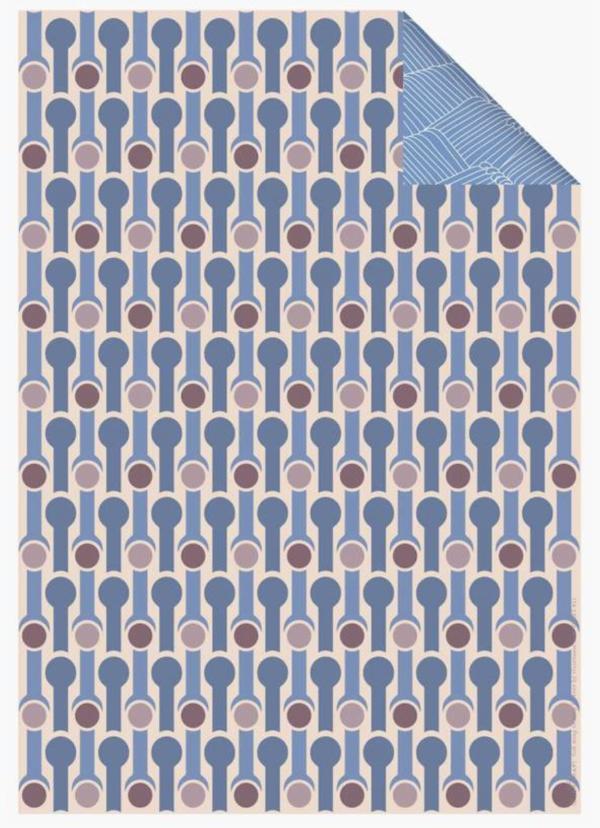 Papier cadeau Everwrap motif 11