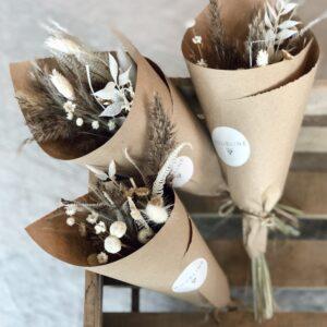 Mini Bouquet de fleurs séchées Clairière
