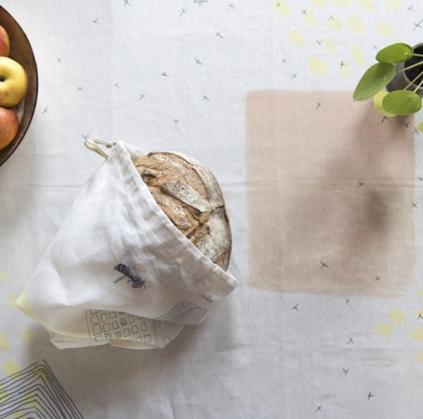 Sac à pain Le Pompon