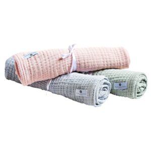 couverture en mousseline pour bébé