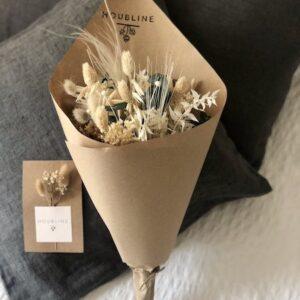 Bouquet de fleurs séchées Clairière