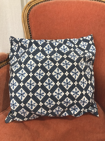 Coussin seconde main