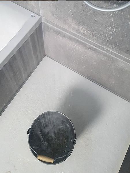 économiser l'eau potable sous la douche