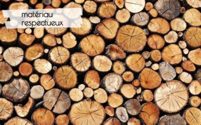 Le Bois : matériau phare de l'habitat éco-responsable !