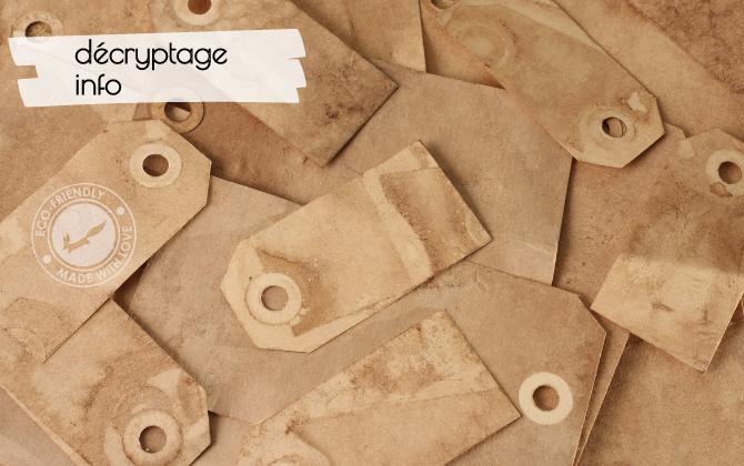 Les écolabels ou labels écologiques en décoration
