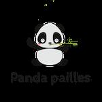 Logo Panda pailles