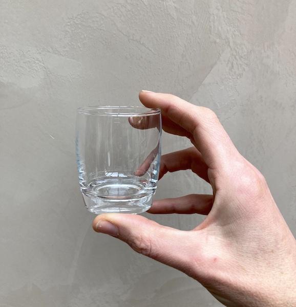 Lot de 5 petits verres à alcool