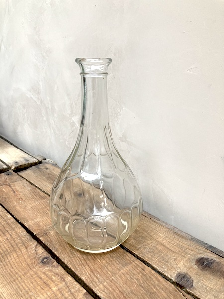 Carafe en verre vintage Sandeman